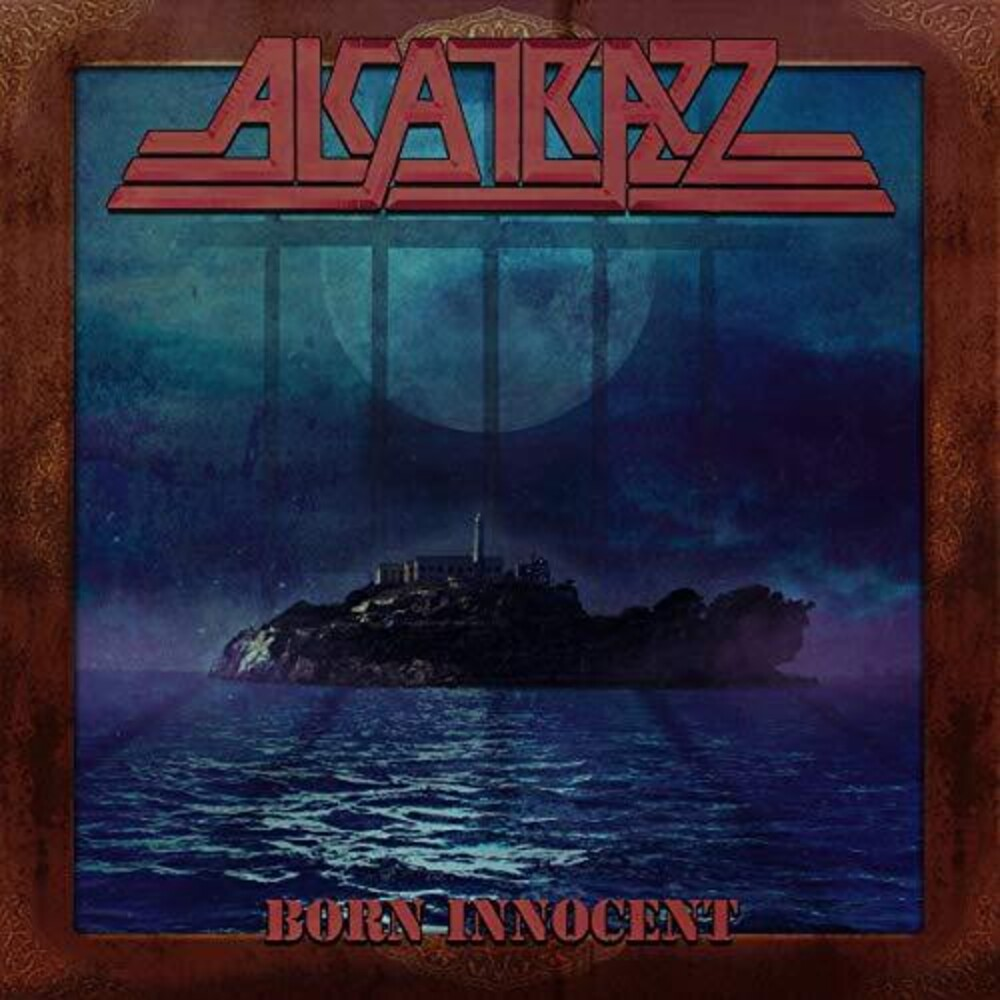 Alcatrazz - Born Innocent (Uk)