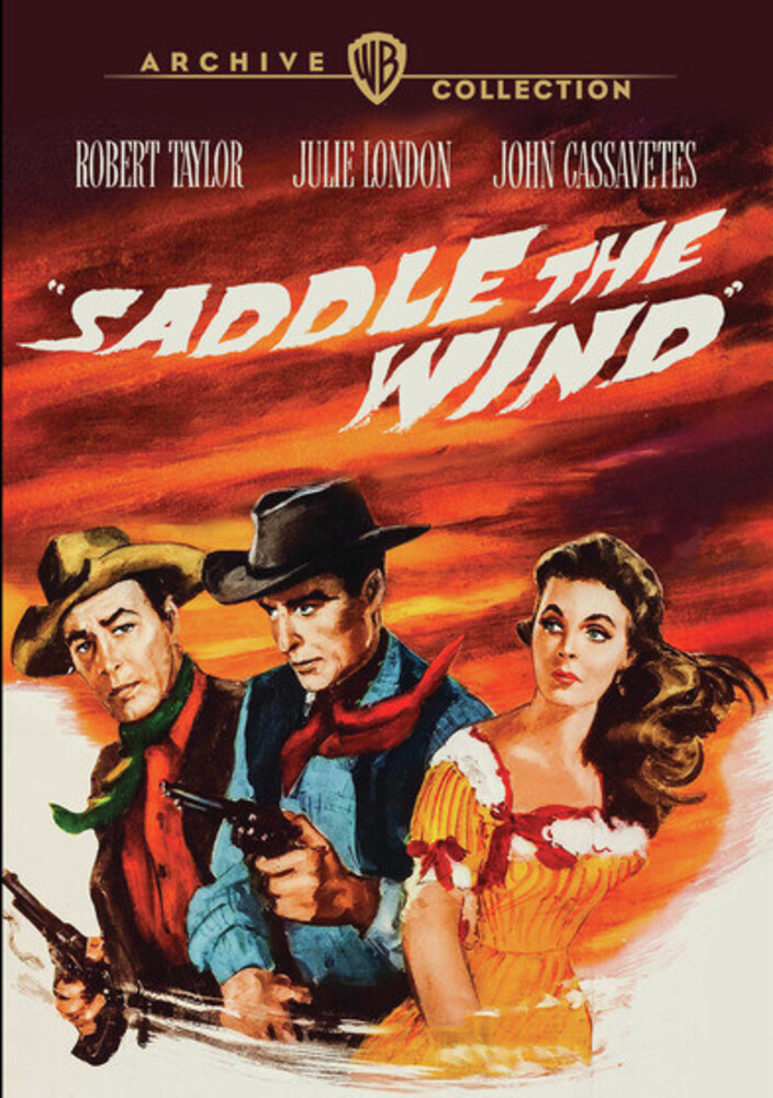 - Saddle The Wind (1958) / (Full Mod Amar Sub)
