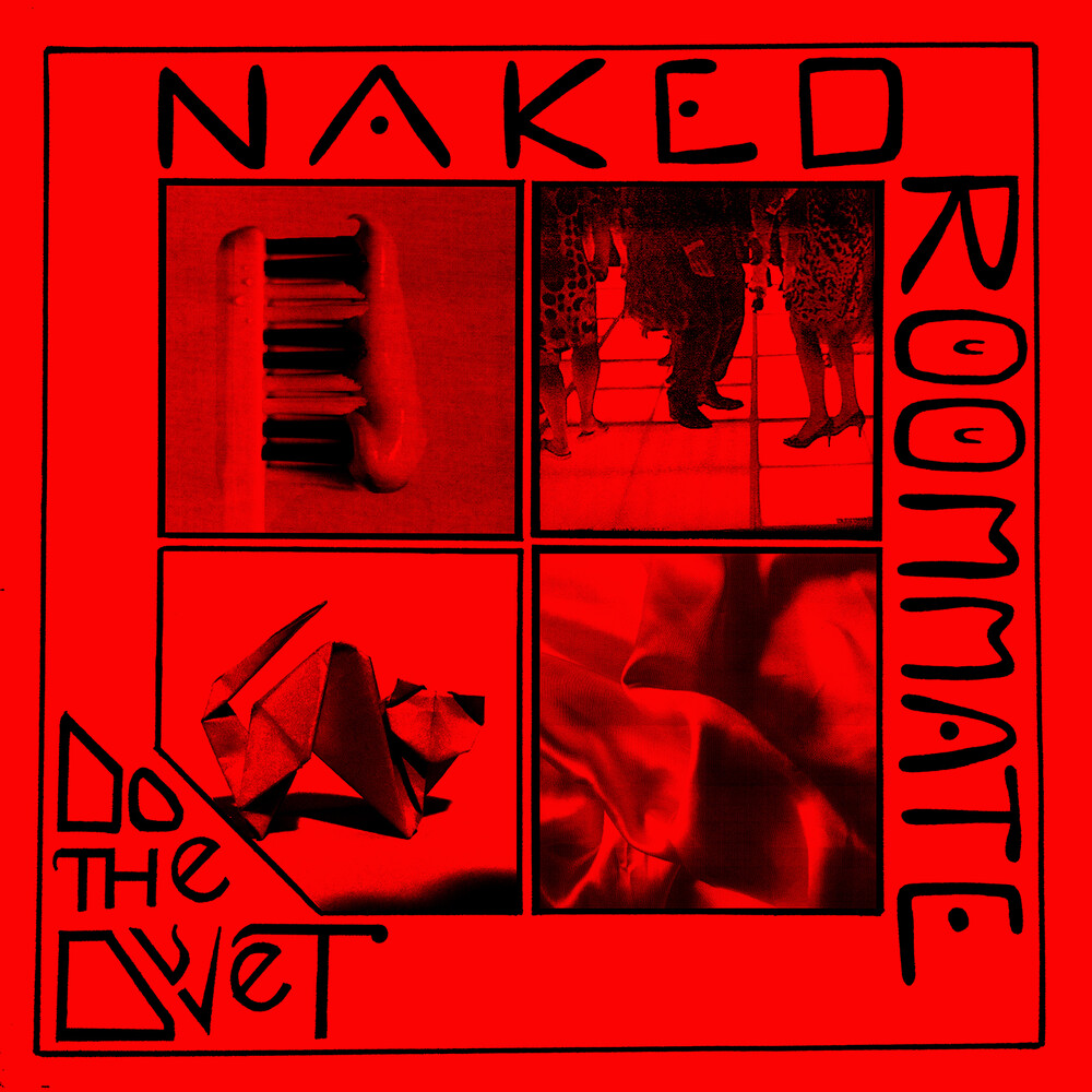 Naked Roommate - Do The Duvet [Cherry Red LP]