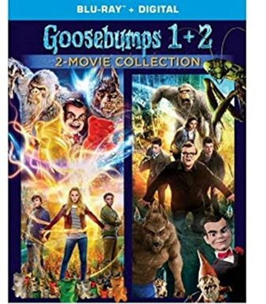 Goosebumps 1 & 2 - Goosebumps 1 & 2: 2-Movie Collection