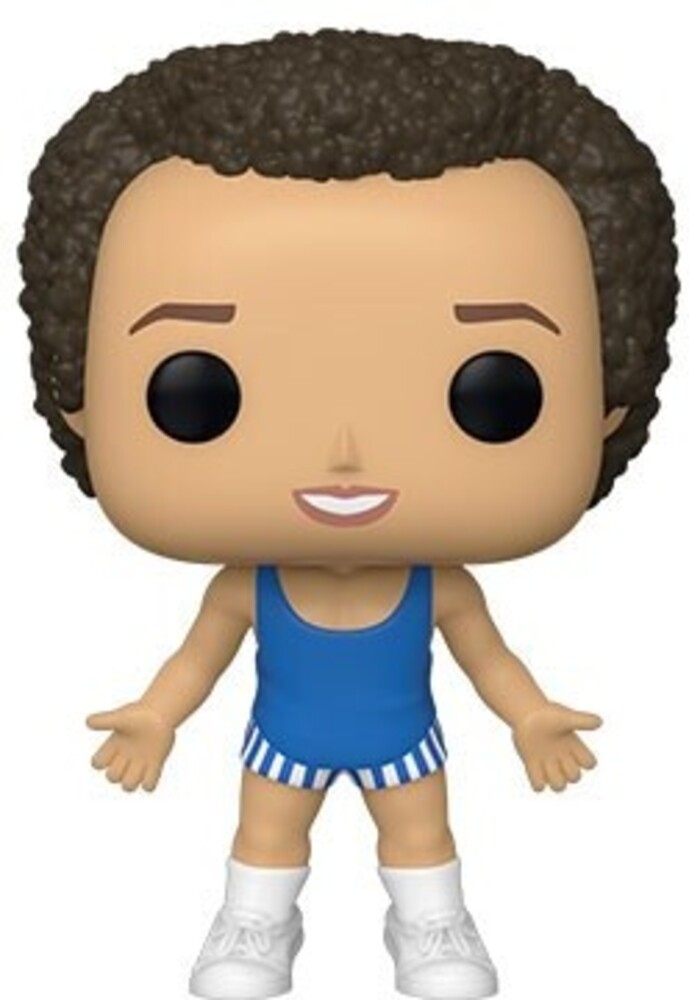 Funko Pop! Icons: - FUNKO POP! ICONS: Richard Simmons