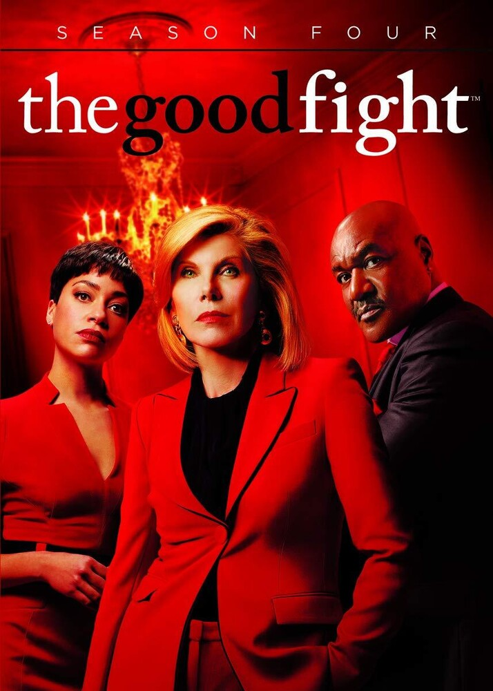 Good Fight: Season Four - Good Fight: Season Four (2pc) / (2pk Ac3 Amar Dol)
