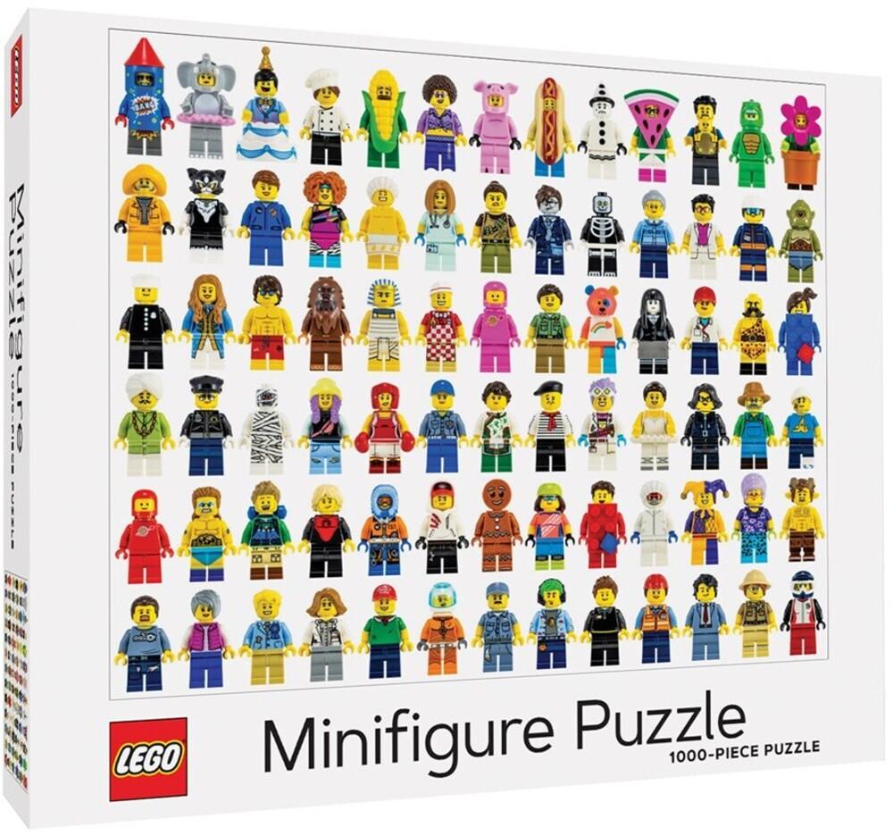 LEGO - LEGO Minifigure Puzzle