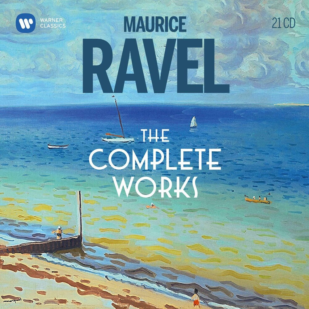 Ravel Complete Works - Ravel: Complete Works (Box)