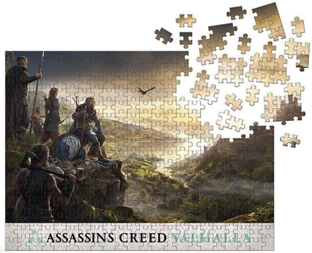 Assassin's Creed Valhalla: Raid Planning Puzzle - Assassin's Creed Valhalla: Raid Planning Puzzle
