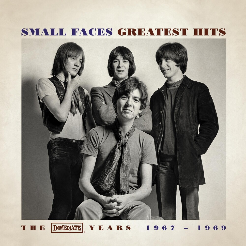 Small Faces - Greatest Hits: Immediate Years 1967-1969