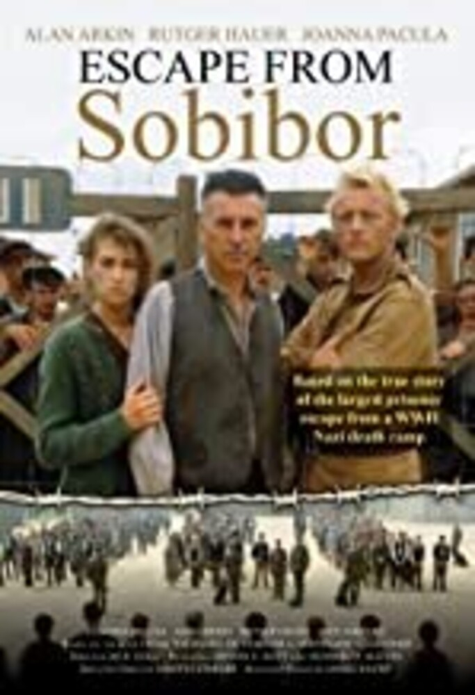 Jack Shepherd - Escape From Sobibor