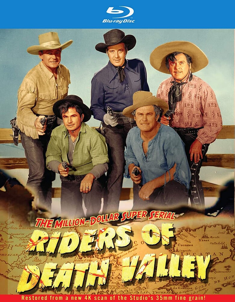 Riders of Death Valley - Riders of Death Valley