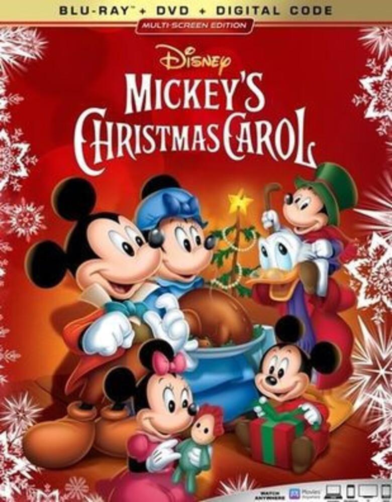Wayne Allwine - Mickey's Christmas Carol (2pc) (W/Dvd) / (2pk)