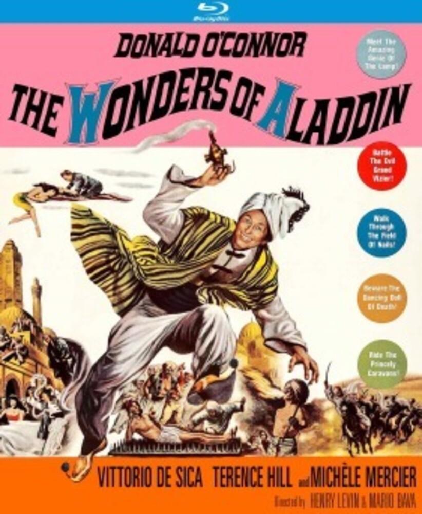 - The Wonders of Aladdin