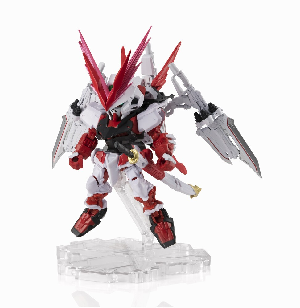 Tamashi Nations - Tamashi Nations - Mobile Suit Gundam Seed Destiny Astray R - MS UnitGundam Astray Red Dragon, Bandai Spirits NXEDGE Style