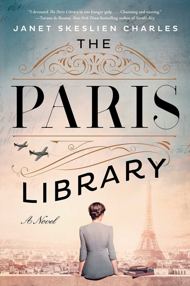 - The Paris Library: A Novel