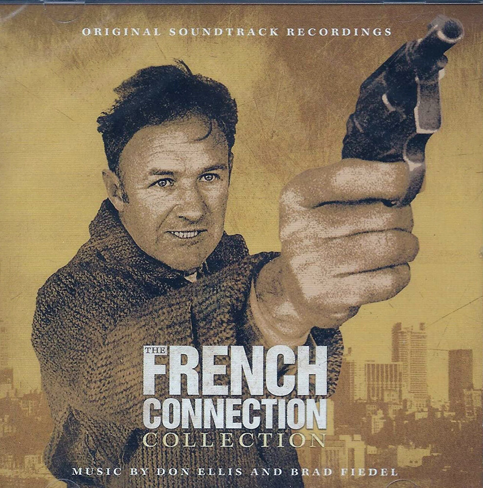 Don Ellis / Fiedel,Brad Ita - French Connection / O.S.T. (Ita)