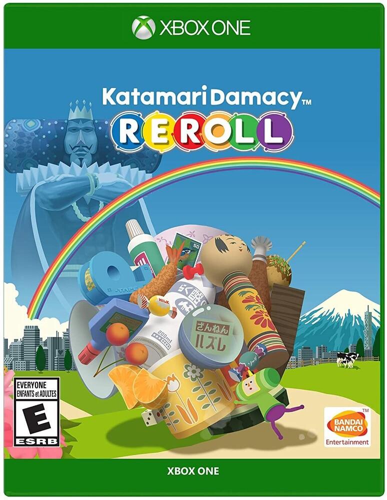 Xb1 Katamari Damacy Reroll - Katamari Damacy REROLL for Xbox One