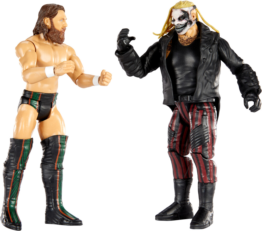 WWE - Mattel Collectible - WWE Basic Figure Battel Packs: The Feind vs. Daniel Bryan