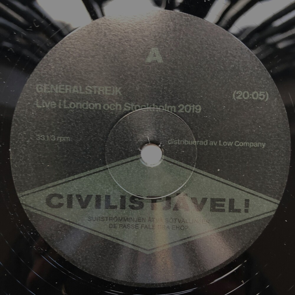 Civilistjavel! - Generalstrejk (Uk)