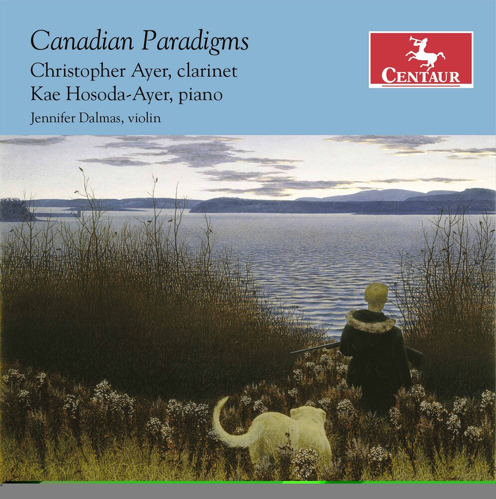 Christopher Ayer - Canadian Paradigms