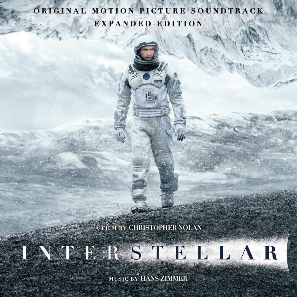 Hans Zimmer Box Uk - Interstellar / O.S.T. (Box) (Uk)