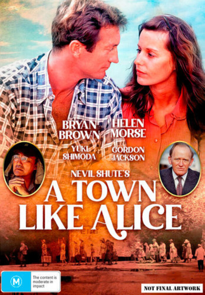 Town Like Alice - Town Like Alice (3pc) / (Aus Ntr0)