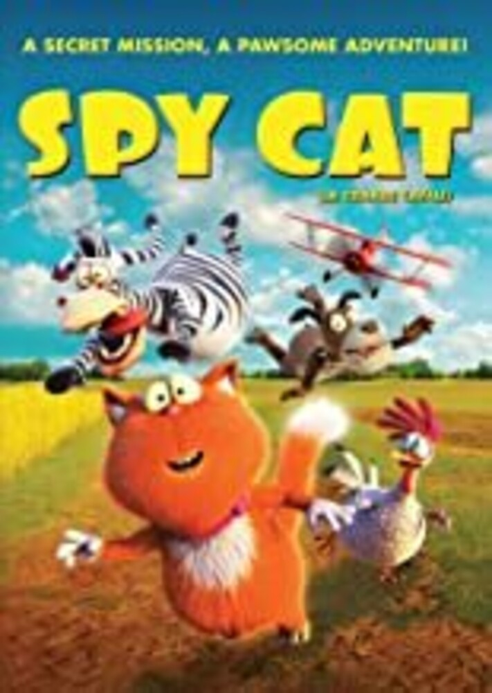Spy Cat - Spy Cat / (Can)
