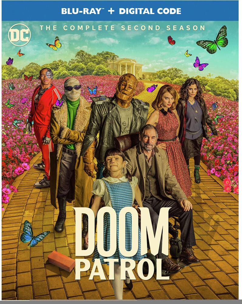 Doom Patrol: Complete Second Season - Doom Patrol: Complete Second Season / (Digc)