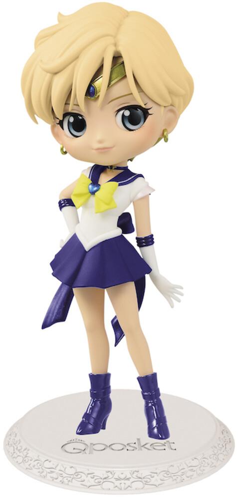 Banpresto - BanPresto - Sailor Moon Moon Eternal Super Sailor Uranus Q posketFigure