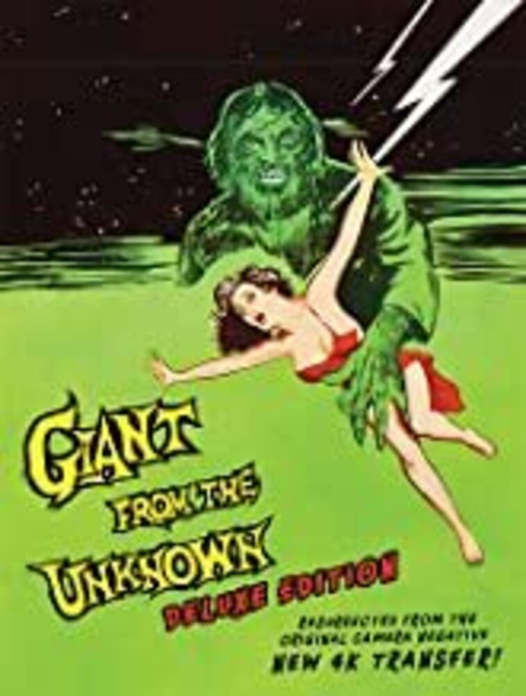 Giant From the Unknown (1958) - Giant From The Unknown (1958) / (4k Rstr)