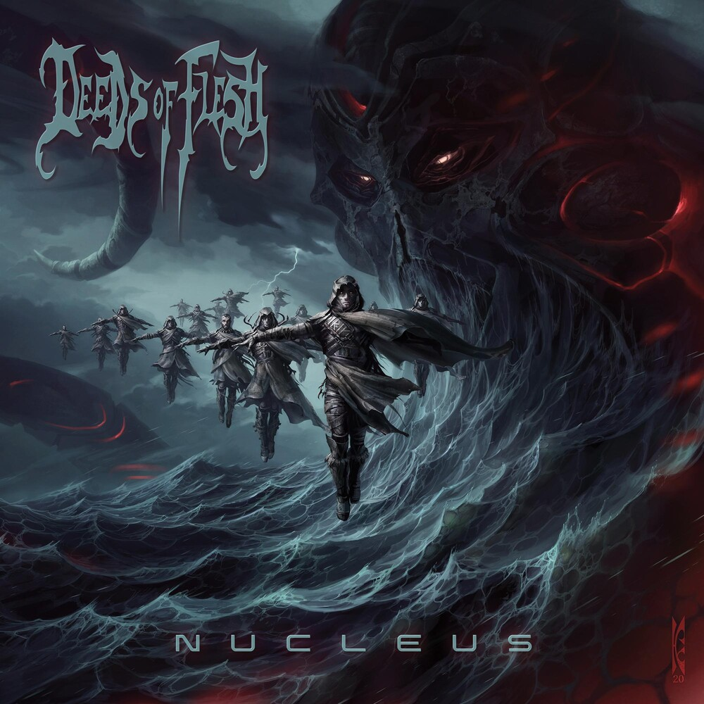 Deeds Of Flesh - Nucleus