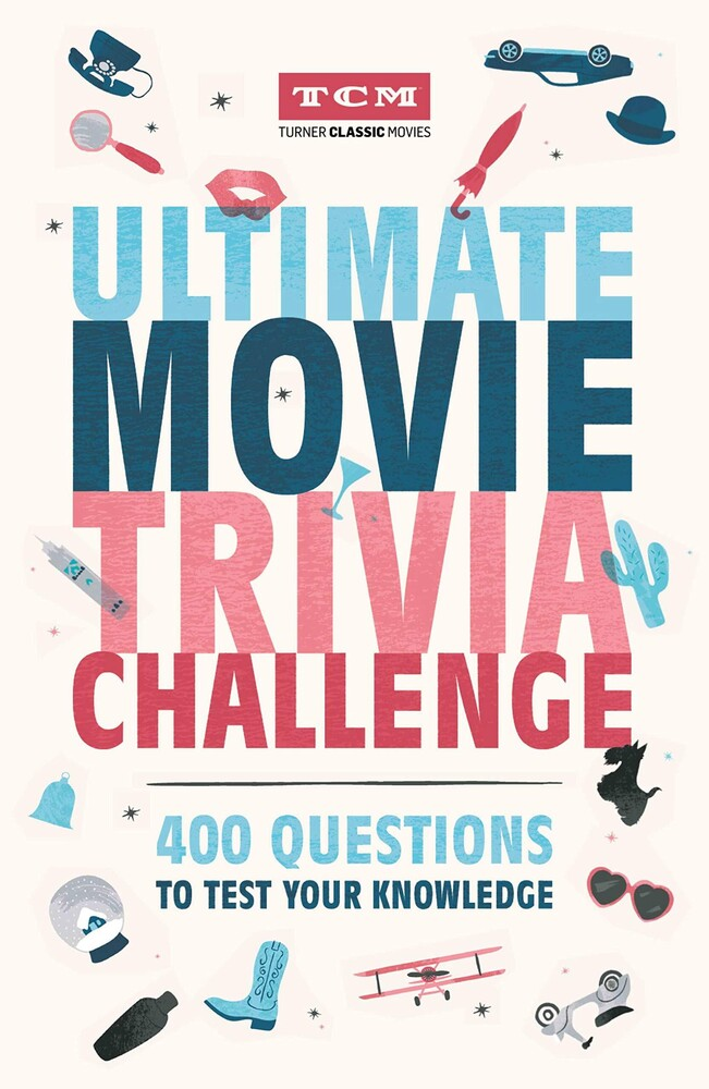 Miller, Frank - Turner Classic Movies Trivia Deck: 400 Questions to Test Your Movie Knowledge (Turner Classic Movies, TCM)