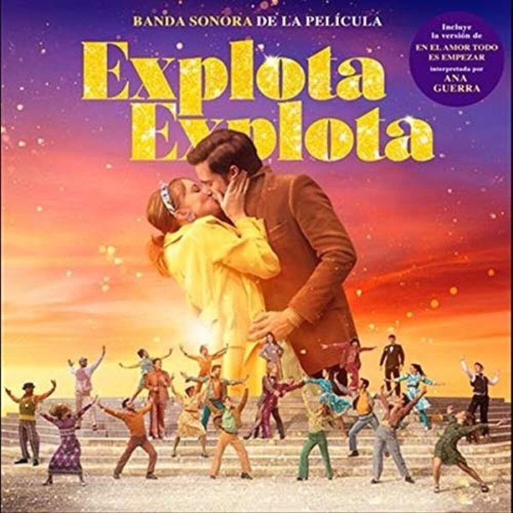 Explota Explota / OST Spa - Explota Explota (Original Soundtrack)