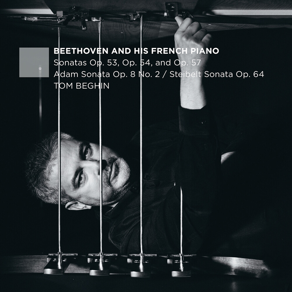 Adam / Beghin - Beethoven & His French Piano