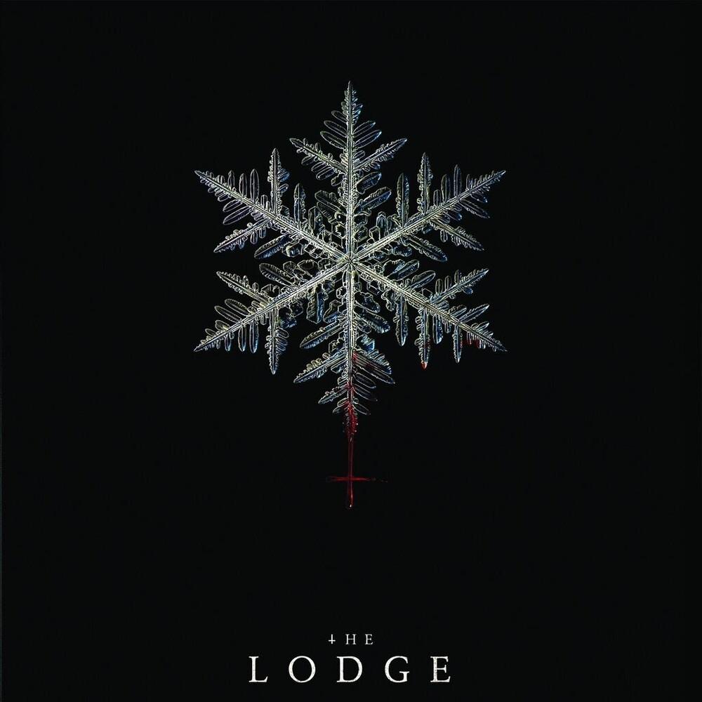 Danny Bensi / Jurriaans,Saunder Cvnl Gate - Lodge / O.S.T. (Frosted Clear Vinyl) (Cvnl) (Gate)