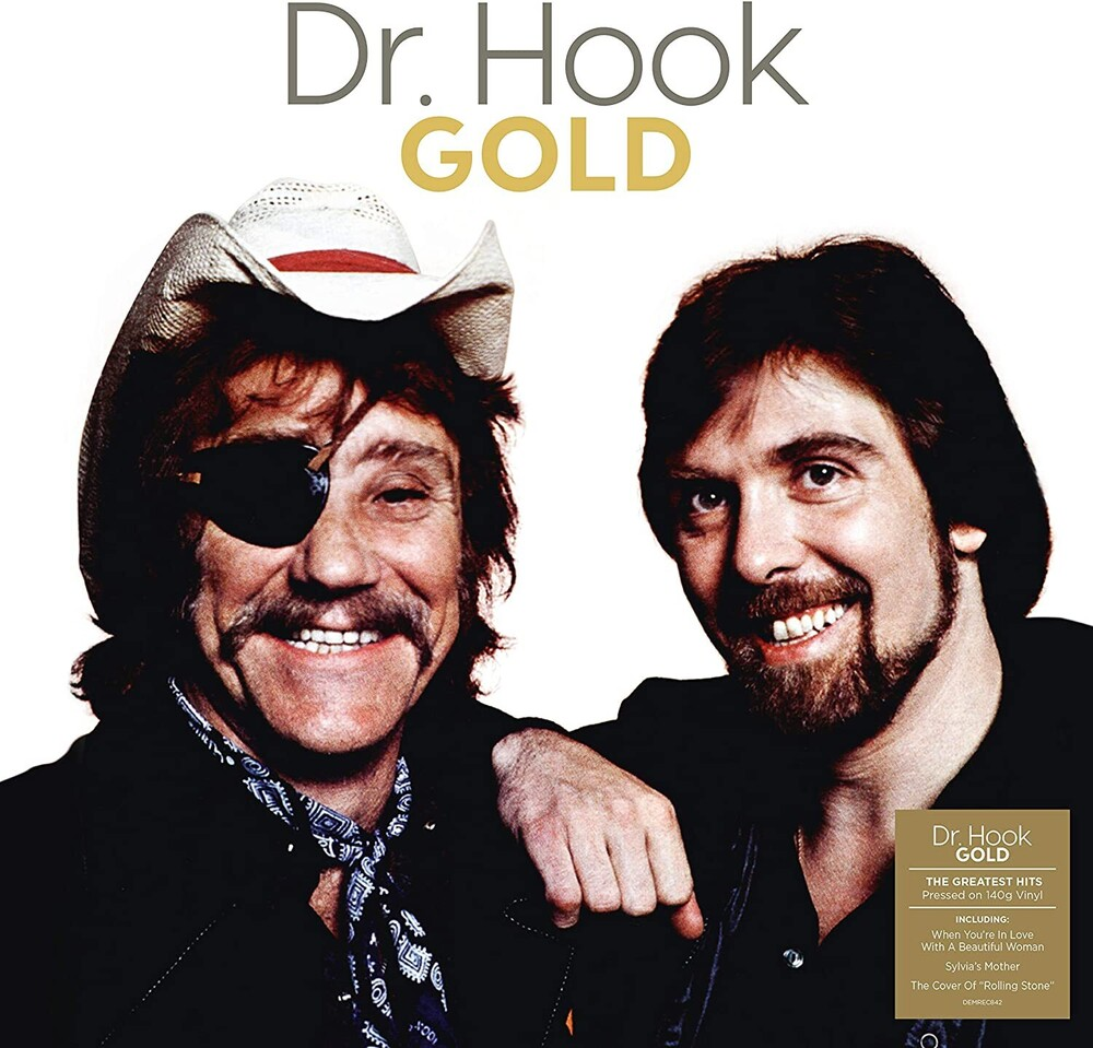 Dr Hook - Gold [140-Gram Black Vinyl]