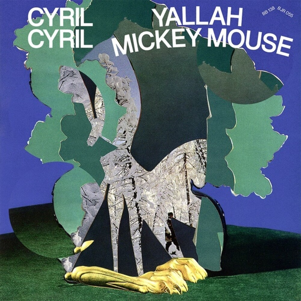 Cyril Cyril - Yallah Mickey Mouse