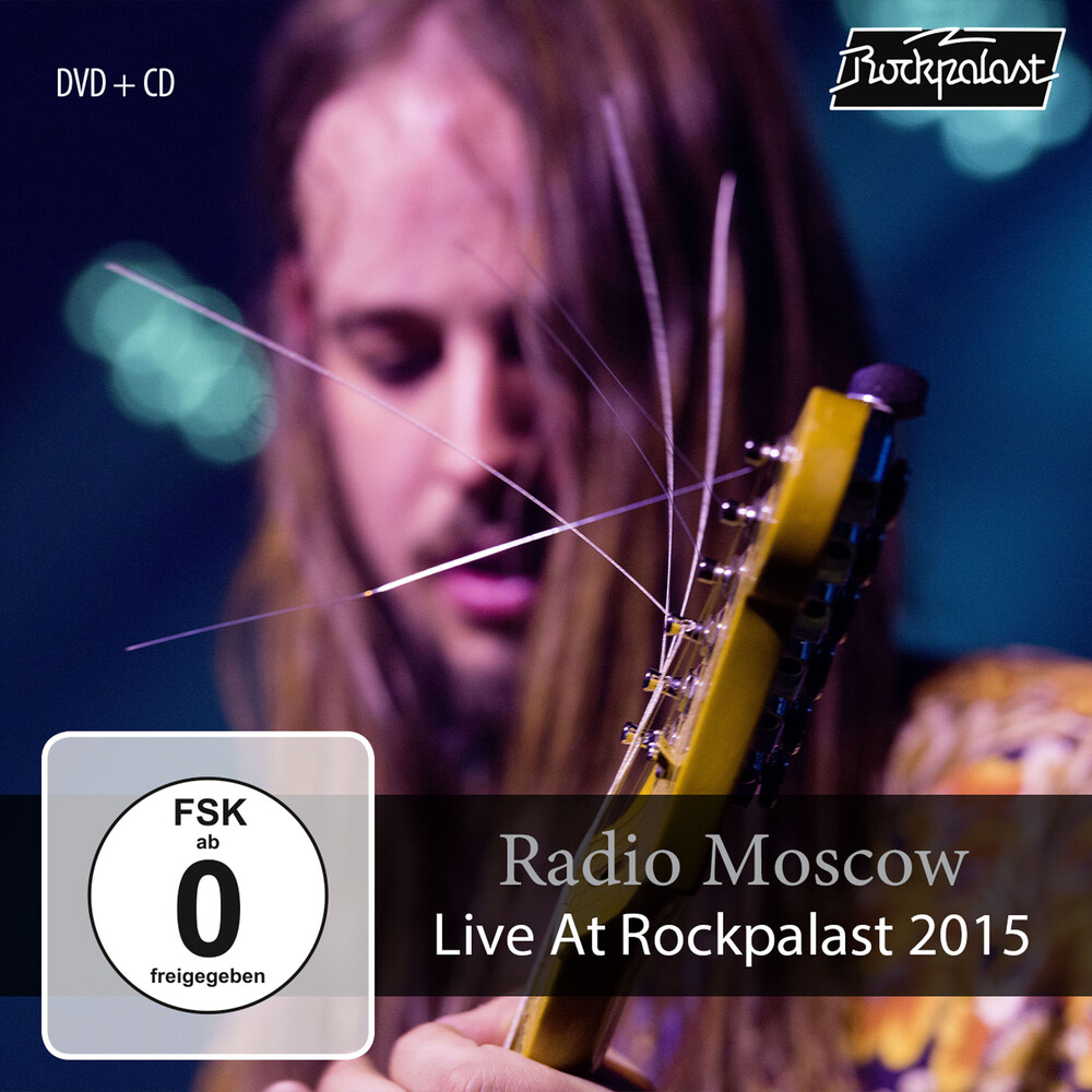 Radio Moscow - Live At Rockpalast 2015 (W/Dvd) [Digipak]