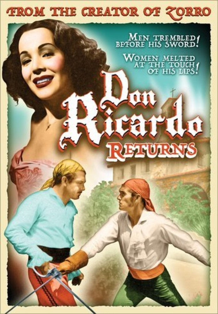 Don Ricardo Returns - Don Ricardo Returns