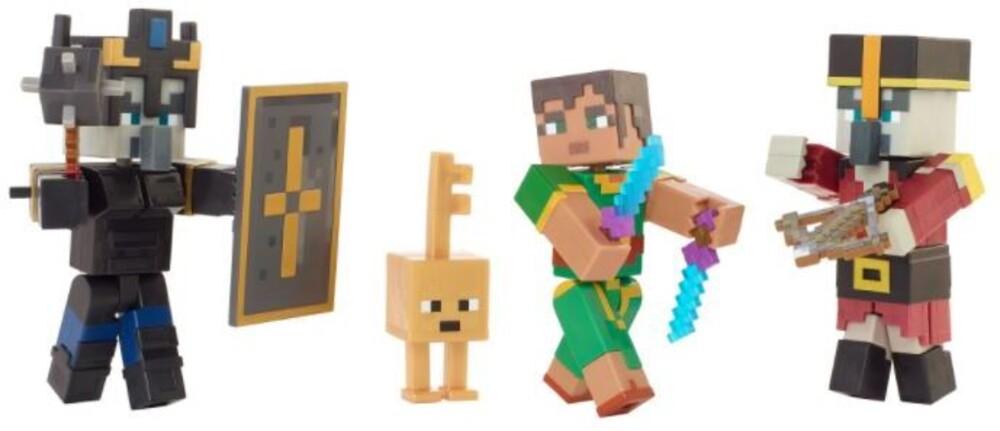 Minecraft - Mattel Collectible - Minecraft 3.25 Scale Storypack Assortment