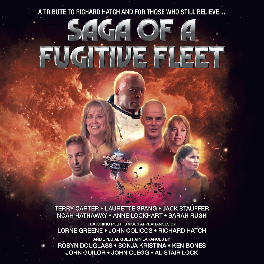 Saga of a Fugitive Fleet - Space Mutiny / Fail Safe / Quarantine World / Paradise Void