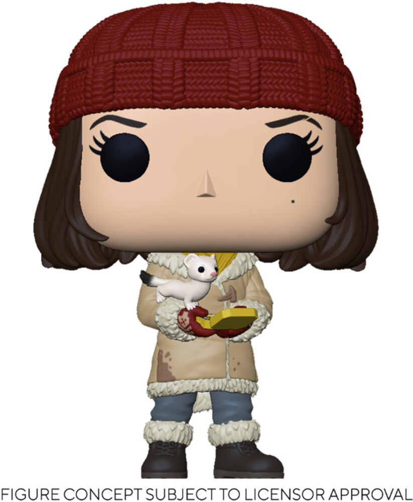 - FUNKO POP! TELEVISION: His Dark Materials- Lyra w/Pan