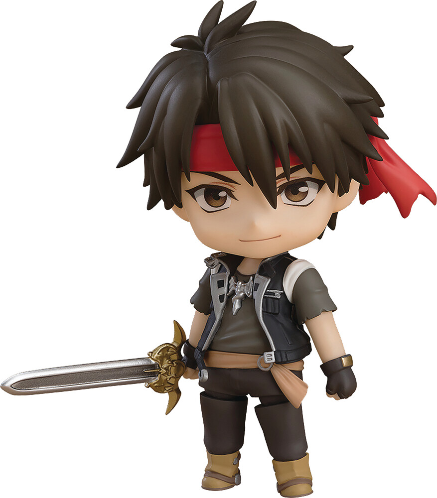 Good Smile Company - Good Smile Company - Sorcerous Stabber Orphen Nendoroid Action Figure