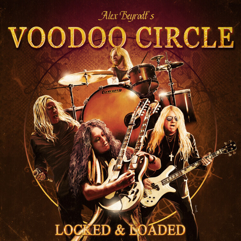 Voodoo Circle - Locked & Loaded [Digipak]