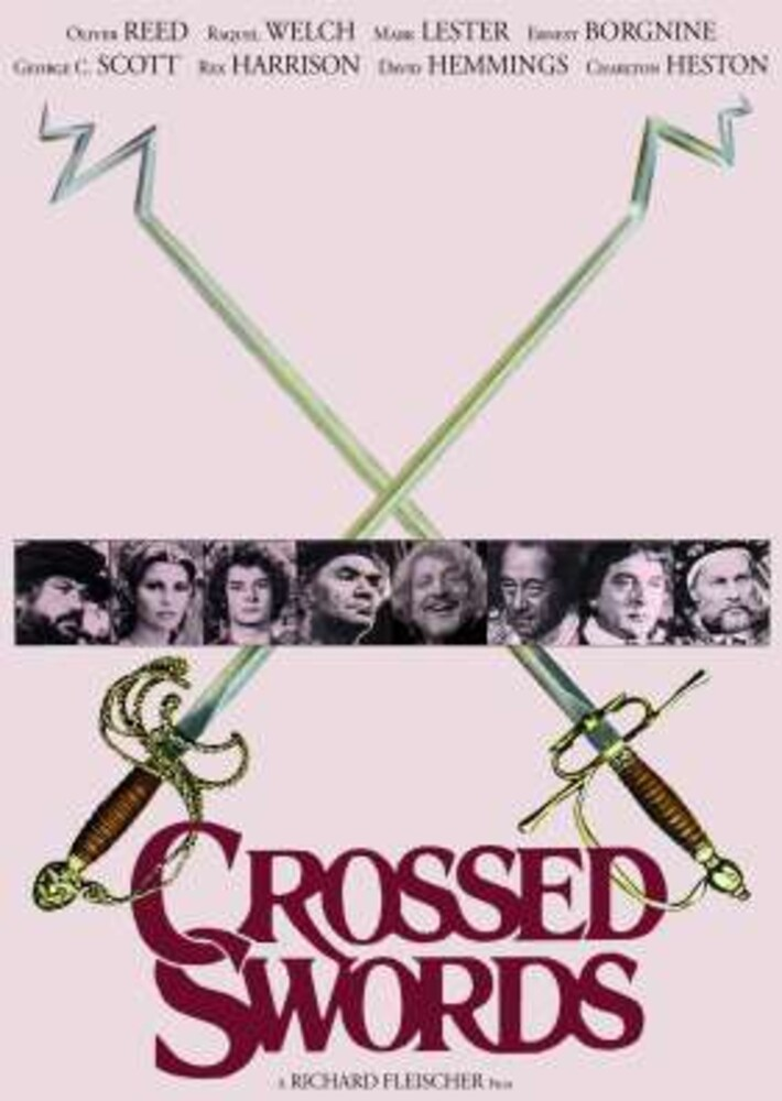 Crossed Swords (1977) - Crossed Swords (1977) / (Spec)