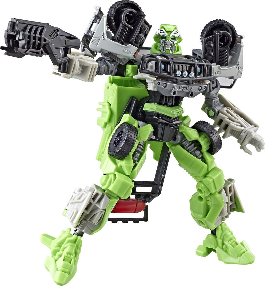 Tra Gen Studio Series Deluxe Ratchet - Hasbro Collectibles - Transformers Generations Studio Series DeluxeRatchet