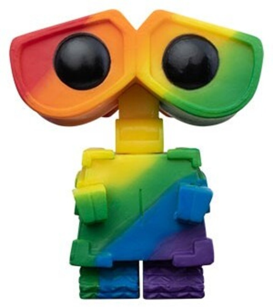 - Pride- Wall-E (Rainbow) (Vfig)