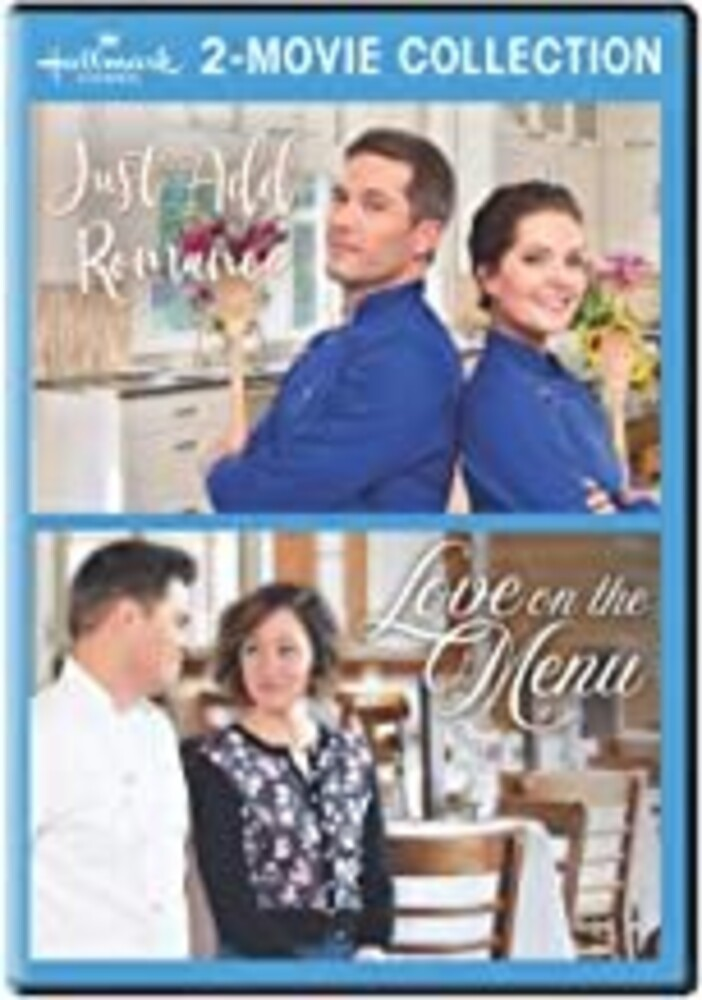 Hallmark 2-Movie Collection: Just Add Romance DVD - Hallmark 2-Movie Collection: Just Add Romance DVD