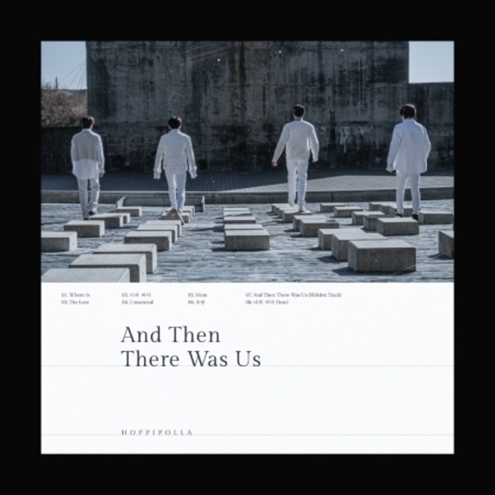 Hoppipolla - & Then There Was Us (Asia)