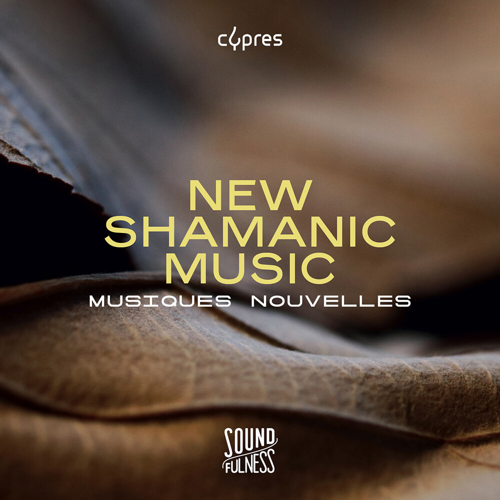 Various Artists - New Shamanic Music