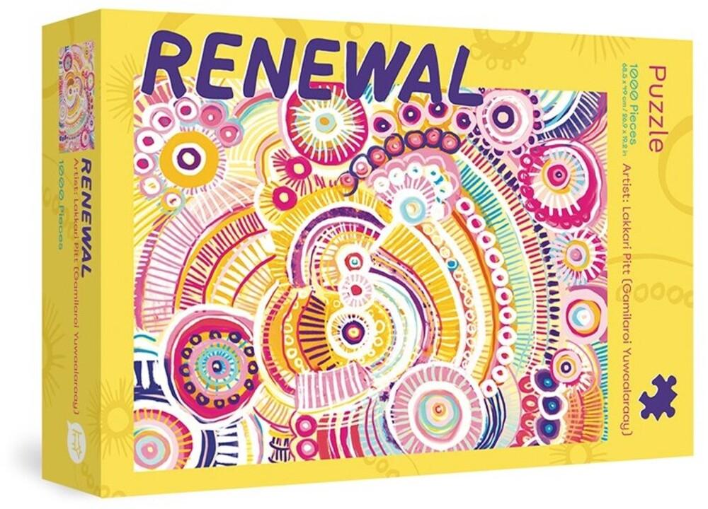 - Renewal: 1000 Piece Puzzle