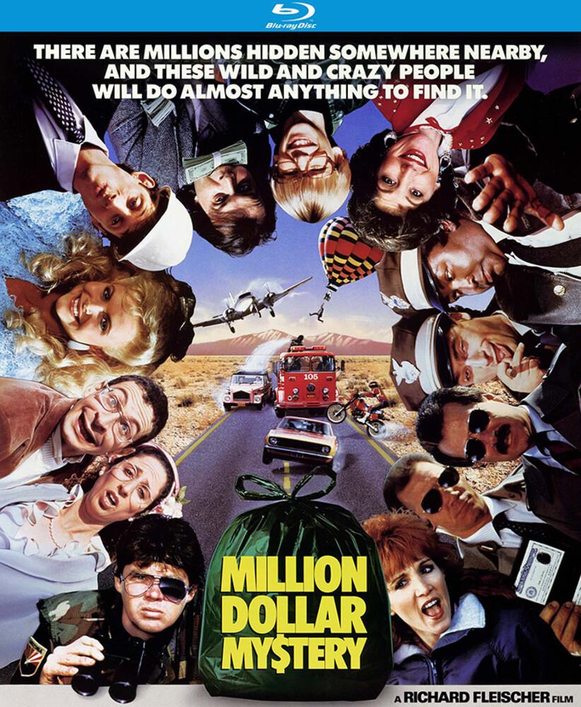 - Million Dollar Mystery