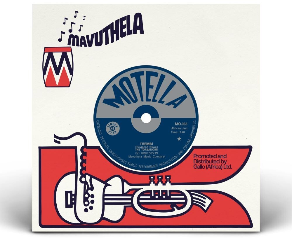 Toreadors - Thembi / Gwinytshe